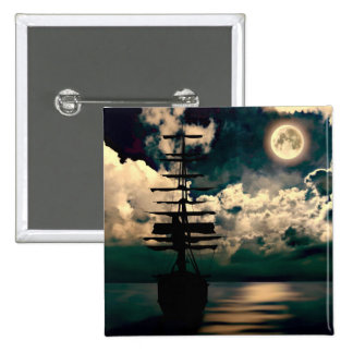 Ship with full moon button
