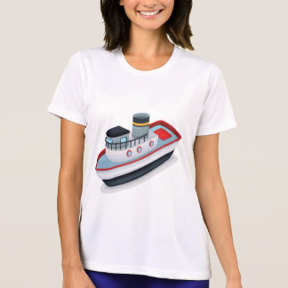 Ship Womens Active Tee