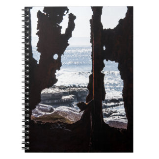 Ship Wreck Ghosts Note Books
