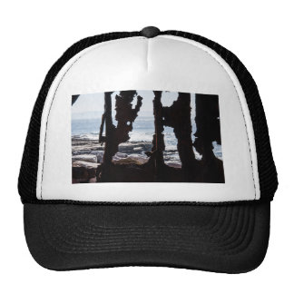 Ship Wreck Ghosts Trucker Hat