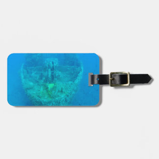 Ship Wreck Tags For Bags