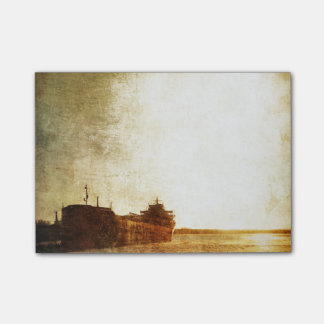 Ship Wreck Post-it Notes