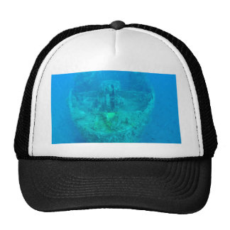 Ship Wreck Trucker Hat