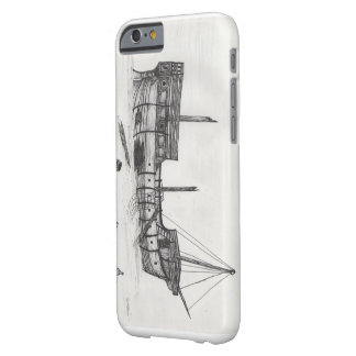 Ship Wrecked Barely There iPhone 6 Case