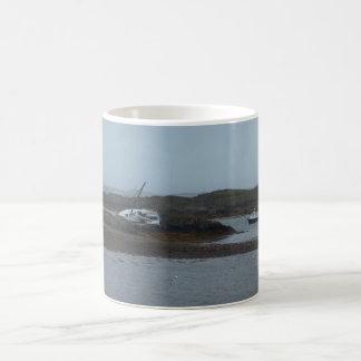 Ship wrecked coffee mug
