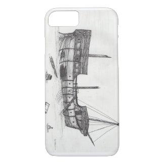 Ship Wrecked iPhone 8/7 Case
