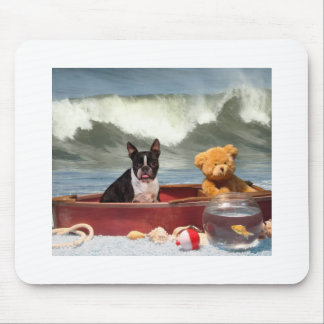 Ship wrecked mouse pads