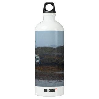 Ship wrecked SIGG traveler 1.0L water bottle