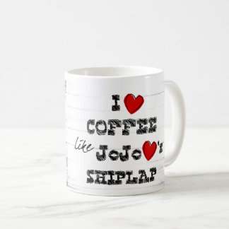 Shiplap Love Coffee Mug