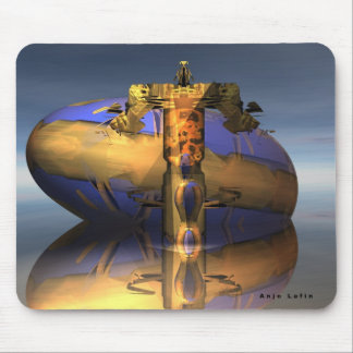 Shipmate 3D mousepad by Anjo Lafin