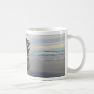 Shipped Wrecked Classic White Coffee Mug