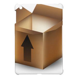 Shipping Cardboard Arrow Box iPad Mini Cases