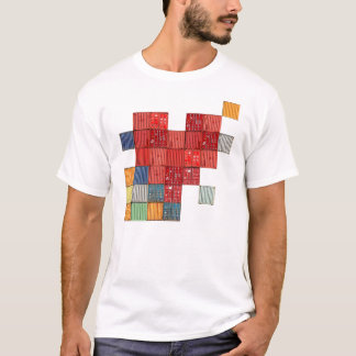 Shipping Container Heart T-Shirt