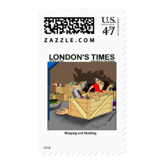 Shipping & Handling Funny Gifts & Collectibles Postage Stamp
