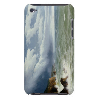 Shipping in Open Seas, 1882 (oil on canvas) iPod Case-Mate Case