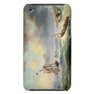Shipping off the Spanish Coast, 1845 iPod Touch Covers