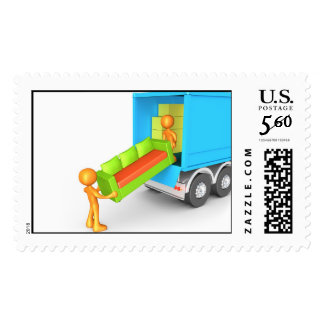 Shipping Postage Stamps