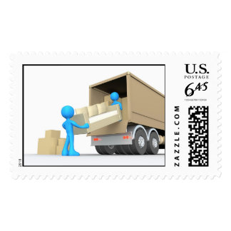 Shipping Postage Stamp