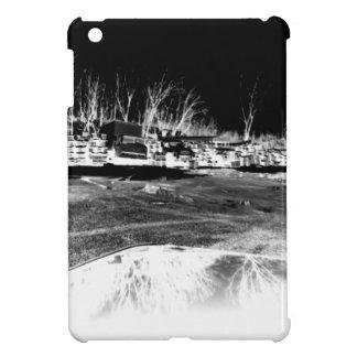 Shipping Yard - negative iPad Mini Cases