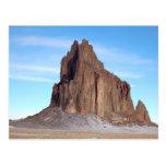 Shiprock Mountain, New Mexico Postcard