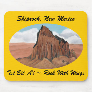 Shiprock, New Mexico Mouse Pad