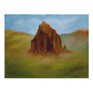 Shiprock Postcard