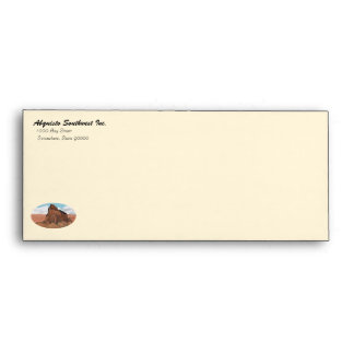 Shiprock~ Tsé Bit' A'í ~ Business #10 Envelope