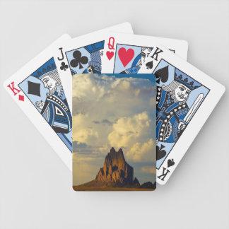 Shiprock vs. Thunderhead Bicycle Playing Cards
