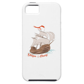 Ships Ahoy iPhone 5 Cases