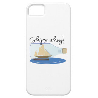 Ships ahoy iPhone 5 cover