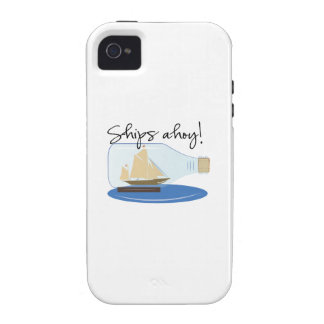 Ships ahoy iPhone 4 cases