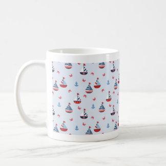 Ships Ahoy! Mug