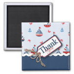 Ships Ahoy! TY Magnet 2
