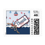 Ships Ahoy! TY Stamp B