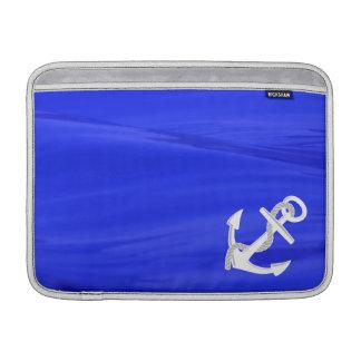 Ship's Anchor MacBook Air Sleeves