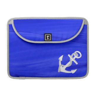 Ship's Anchor MacBook Pro Sleeve