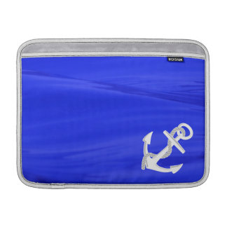 Ship's Anchor MacBook Sleeve