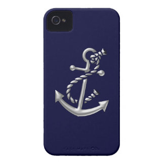 Ship's Anchor Nautical Marine-Themed Gift iPhone 4 Case-Mate Case