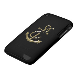 Ship's Anchor Nautical Marine-Themed Gift iPhone 3 Case-Mate Case