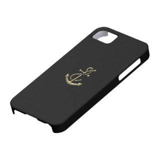 Ship's Anchor Nautical Marine-Themed Gift iPhone SE/5/5s Case