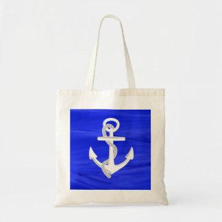 Ship's Anchor Tote Bag