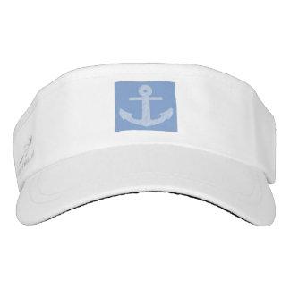 Ship's Anchor. Visor
