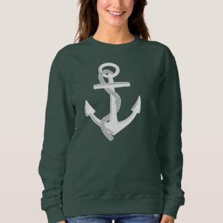 Ship's Anchors Sweatshirt