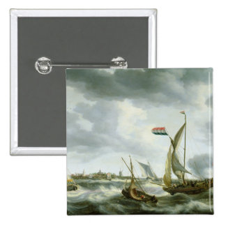 Ships at Sea Button