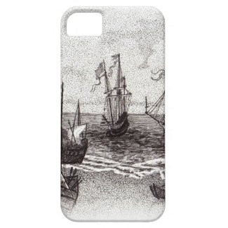 Ships at Sea iPhone 5 Covers