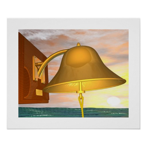 Ship's Bell Poster