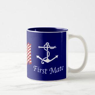Ships First Mate Mug