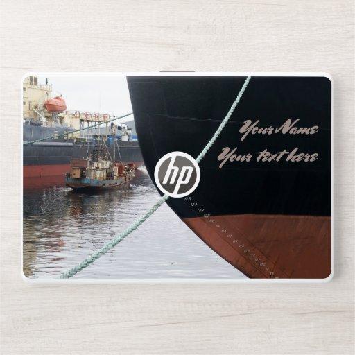 Ships  HP laptop skin