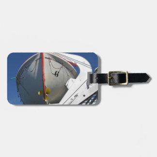 Ship's Lifeboat Bag Tag