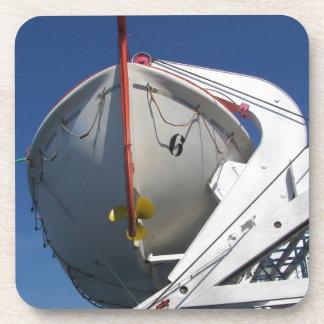 Ship's Lifeboat Coaster